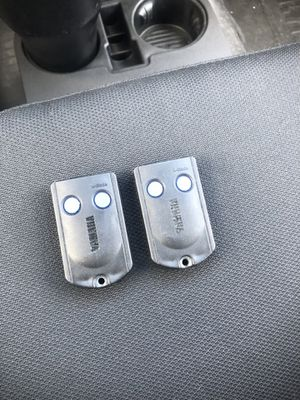 2 Yamaha pwc keys for Sale in Jupiter, FL