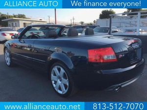 2005 Audi S4 for Sale in Riverview, FL
