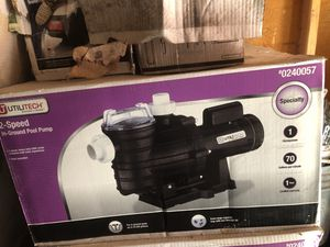 Pool pump. for Sale in San Ramon, CA