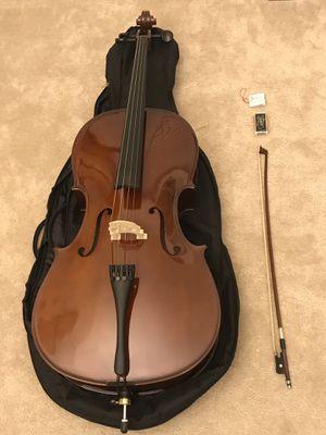 Oxford 4/4 Cello for Sale in Alexandria, VA