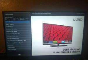 40 inch Vizio smart TV for sale for Sale in Tacoma, WA