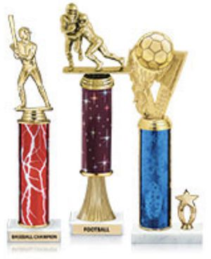 Looking to buy large quantities of Trophy's Any Size Or Type for Sale in Raleigh, NC