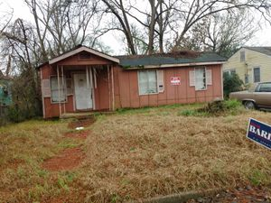 Cheap Home and city lots for Sale in Jackson, MS