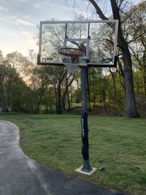 GOALIATH Adjustable Basketball System 5ft (60 inches) for Sale in Easton, MD