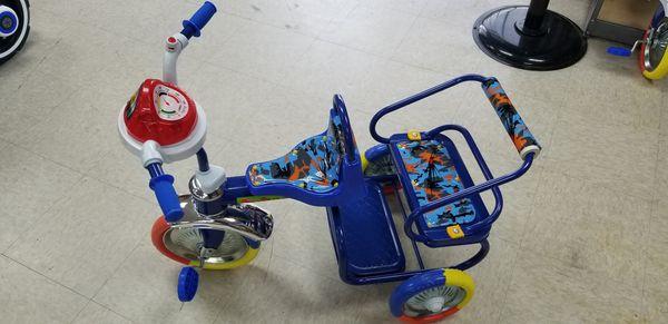 Brand New Kids bike with back seat