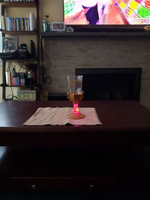 Disney Be Our Guest Lighted Goblets for Sale in The Bronx, NY