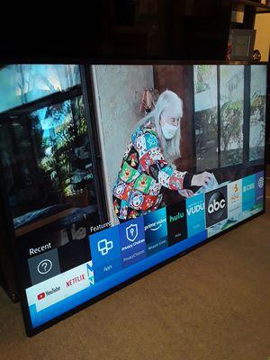 55 inch Samsung 4K UHD SMART TV for Sale in Long Beach, CA