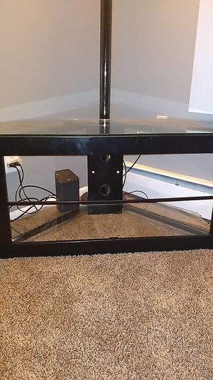 TV stand for a 55 inch TV for Sale in Denver, CO