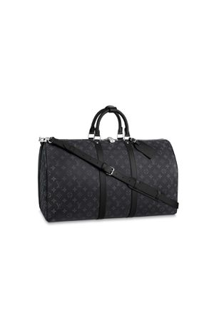 AUTHENTIC Louis Vuitton KEEPALL 55 Bandouliere for Sale in Portland, OR