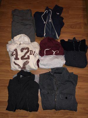 Sweatshirts, hoodies, zip up jackets for Sale in Gresham, OR