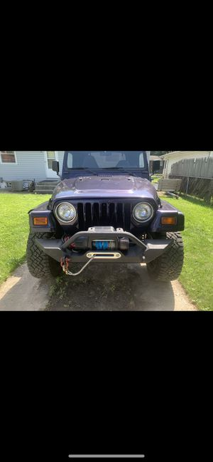 1999 Jeep Wrangler for Sale in Portage, IN