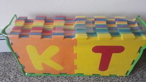 Kids alphabet puzzle for Sale in Greenfield, WI