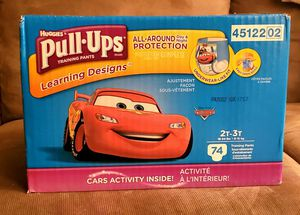 Huggies pull-ups (size 2T-3T) for Sale in Austin, TX
