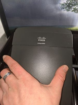 Cisco Linksys E900 Router for Sale in Westminster, CO