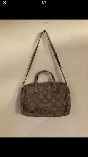Coach handbag shoulder bag for Sale in Battle Ground, WA