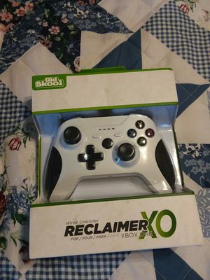 Xbox one wired controller for Sale in Fresno, CA