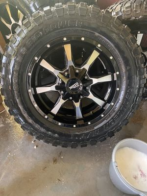 Rims and tires for Sale in Kissimmee, FL