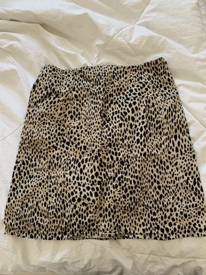 Leopard mini skirt for Sale in Chino Hills, CA