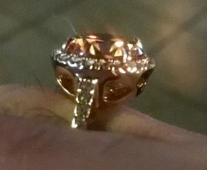Large topaz ring for Sale in Dallas, TX