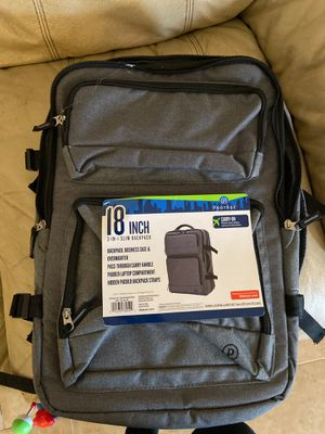 Laptop backpack for Sale in South Gate, CA
