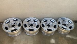 """Chevy rims 17"""" for Sale in Bakersfield, CA"""