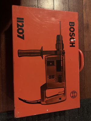 Bosch Hammer Drill. Very Good Conditions for Sale in Landover, MD