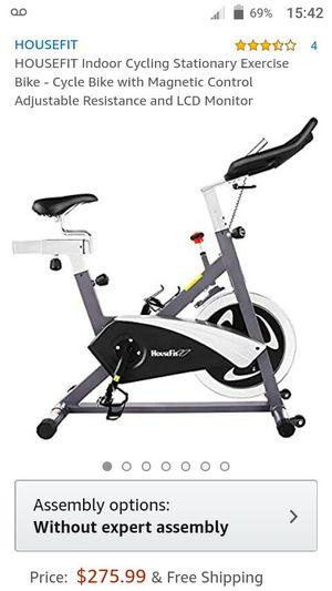 New - Heavy Duty Exercise Bike for Sale in Avondale, AZ