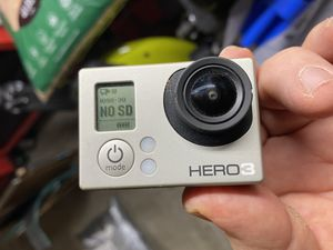 Gopro Hero 3,works perfectly,comes with mini screen viewer. for Sale in City of Industry, CA