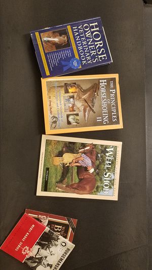 Horse information books for Sale in Sidney, OH