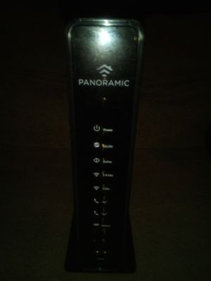 Arris Panoramic Cable Modem for Sale in La Mesa, CA