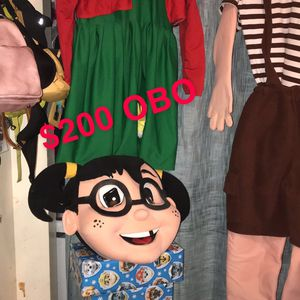 El Chavo And Chilindrina Costumes for Sale in Madera, CA