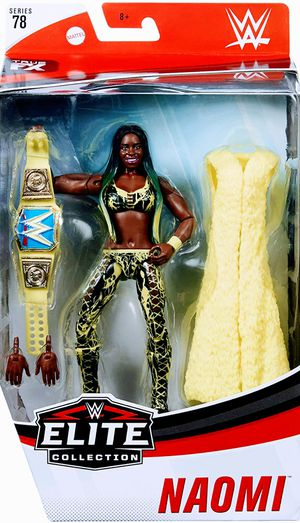 New WWE Elite Collection Naomi Action Figure. for Sale in Apopka, FL