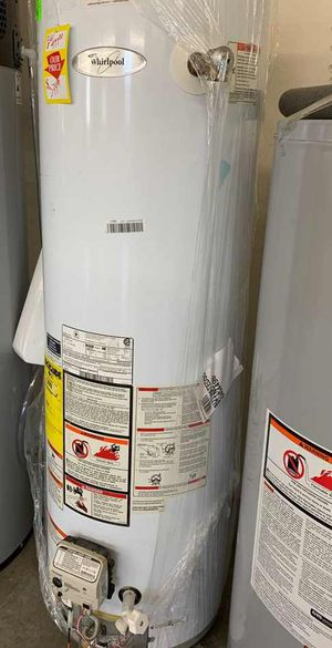 New Whirlpool 40 Gallon water heater! 1 for Sale in Los Angeles, CA