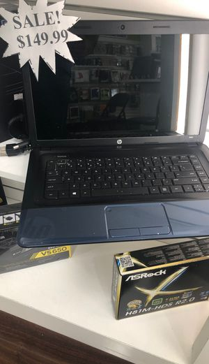 No laptop refurbished for Sale in Pompano Beach, FL