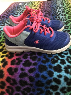 Girls gym shoes for Sale in Bloomington, IL