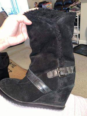 Black Sketchers Boots for Sale in Denver, CO