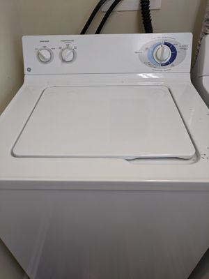 GE washer and gas dryer for Sale in Orchard Park, NY