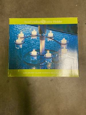 Outdoor candle holder for Sale in Glendale, AZ