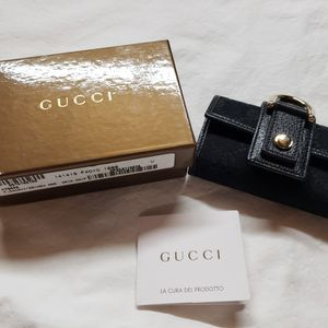 NEW Authentic Gucci Key Chain Wallet Case for Sale in Buena Park, CA