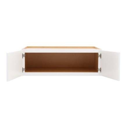 Kitchen wall cabinets white Shaker