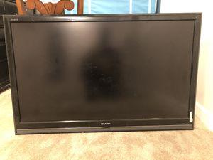 """Sharp 52"""" 1080p LCD HDTV for Sale in Ashburn, VA"""