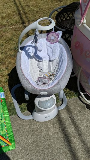 Brand New $150 baby swing for Sale in San Lorenzo, CA