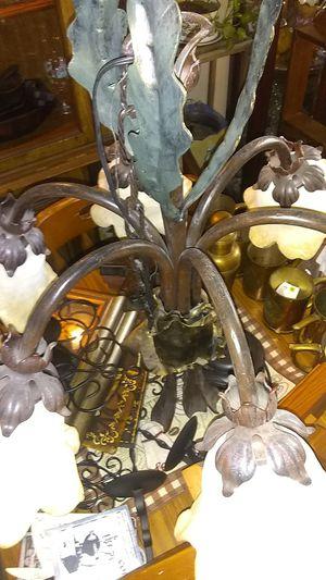 Bronze chandelier for Sale in Catoosa, OK