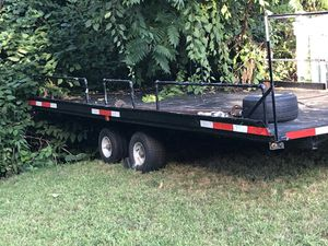 16x8 trailer used mainly for 4 wheelers for Sale in Methuen, MA