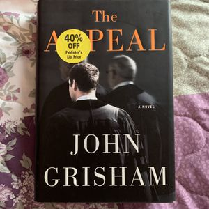 the appeal by john grisham hardback book for Sale in Nicholasville, KY
