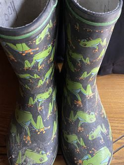 Rain Boots For Boys Size 12 Reduced $ for Sale in Richmond,  CA