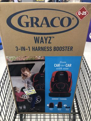 Graco 3 in 1 booster for Sale in Long Beach, CA