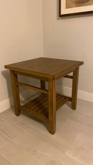 Two End Tables .. excellent condition. Never used. for Sale in Rockledge, FL