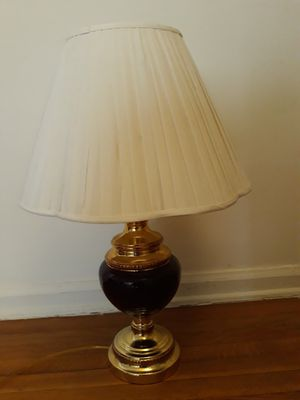 Set of 2 Tables lamps for Sale in Falls Church, VA