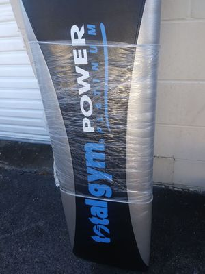 Total gym power platinum for Sale in Tampa, FL